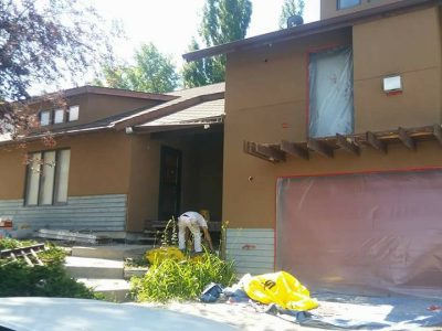 Residential Stucco Contractor